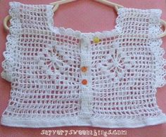 child dress top back