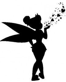 tinkerbell, and maybe add the words always believe or always dream with it.