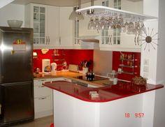 1000 images about cuisines on pinterest cuisine petite - Le decor de cuisine ...