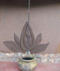 lotus flower | cob house