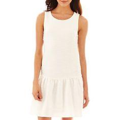 9c0927763287 Bisou Bisou® Sleeveless Drop-Waist Dress - jcpenney  60.00