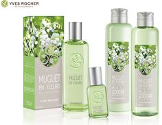 Yves Rocher Yves Rocher, Lily Of The Valley, Skin Treatments, Perfume Bottles, Elephant, Fragrance, Make Up, Skin Care, Beauty