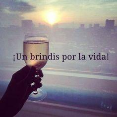 Un brindis por la vida. #Instagram de #proZesa