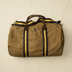 I need a duffle. Maybe this is an option. $168.