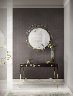 See more @ http://diningandlivingroom.com/beautiful-wall-mirror-designs-living-room/