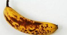 """""""Ωριμες μπανάνες με μαύρα στίγματα – Τι μας προσφέρουν!"""""""