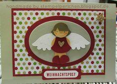 Stempelperlchen : Das Engelchen aus Türchen 12