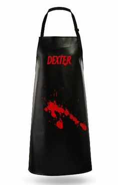 Delantal Dexter Serie | Delantales Blog