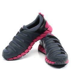 Puma Osu V4 Dp Purple Sports Shoes