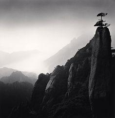 MICHAEL KENNA, HUANGSHAN MOUNTAINS, CHINA. - rawness