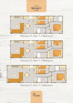 Victory Harmony FL 2017 #LeisureHome layout