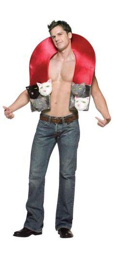 CostumePub.com - Pussy Magnet #HalloweenCostume
