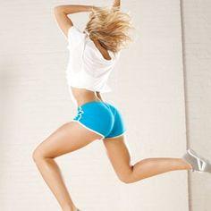 Print the Sculpt a Better Butt Workout Photo by: Chris Shipman Women's Health Magazine Fitness Motivation, Fitness Tips, Health Fitness, Women's Health, Fitness Goals, Health Tips, Health Care, Toning Workouts, Easy Workouts
