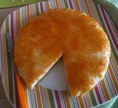 Δροσερή τούρτα ροδάκινο Greek Recipes, Cornbread, Sweets, Breakfast, Ethnic Recipes, Desserts, Food, The One, Cakes
