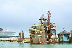 Disney Castaway Cay Pelican Plunge