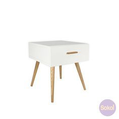 Varberg Collection - Bedside Table 9311