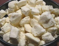 Cooking From Scratch: Cheddar Cheese Curds (Homemade Cheese Board) Milk Recipes, Cheese Recipes, Real Food Recipes, Cheese Dishes, Quark Recipes, Dairy Recipes, Free Recipes, Cheddar Cheese Curds, Cheese Fries