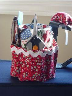 Sew Many Ways...: Tool Time Tuesday...Car Caddy