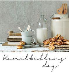 Yummy classic in new style! Mini Cinnamon Rolls, Coffee With Friends, Norwegian Food, Design Your Kitchen, Fika, Sweets Recipes, Coffee Break, Food Presentation, E Design