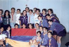 Campamento Regional Santa Rosa de Calamuchita 1998 .-