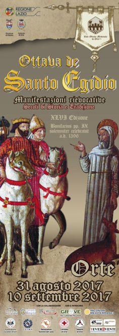 Italia Medievale: Ottava di Santo Egidio a Orte (VT)