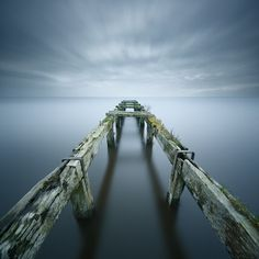 Old Bridge by Marius Kastečkas photo was taken Lough Neagh, Antrim, Nothern Ireland Cool Pictures, Cool Photos, Beautiful Pictures, Amazing Photos, Antrim Ireland, Old Bridges, Sea And Ocean, Belleza Natural, Great Artists