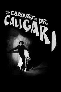 Lightwerx: The Cabinet Of Dr Caligari Dr Caligari, Best Horror Movies, Horror Films, Cinema Posters, Film Posters, Robert Wiene, German Expressionism Film, Best Movies On Amazon, Tv Movie