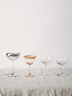 Champagne Coupes
