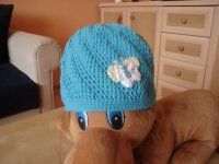 NÁVODY HÁČKOVÁNÍ Baby Jogger, Relief, Girl With Hat, Knitting Patterns, Crochet Hats, Beanie, Retro, Girls Hats, Inspiration