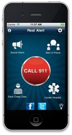 Real Alert App - the personal safety app