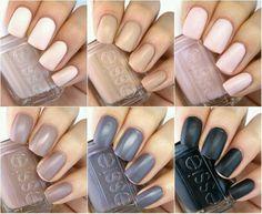 Nails ... nail polish