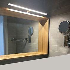 Ranex 3000.067 G9 LED Bad-und Spiegelleuchte aus verchromten ...