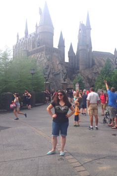 #Pens fans are magical! Twitter user @GirlPhenom brought the Pens Pride to Hogwarts at Universial Studios in Orlando, Florida.
