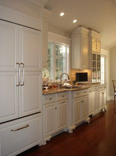 Refrigerators And Dishwashers With Paneled Doors Design, Pictures, Remodel, Decor and Ideas - page 7