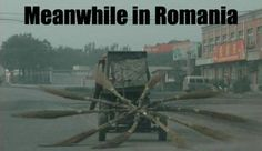 Meanwhile in Romania Lol, Romania, Country Roads, Humor, Funny, Humour, Funny Photos, Funny Parenting, Funny Humor