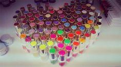 Colourfull spring :) Find more inspiration at www.indigo-nails.com #nailart #nails #omg #polish #indigo