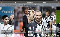 Juventus Live  Android App - playslack.com , Juventus Live - TALK to your friends while watching Juve on TV Juventus Live allows up to 4 friends to TALK while watching a Juve game on TV (voice, not text!) The experience is enriched with real time statistics and information about the game, and news during the entire week. Juventus Live is the perfect, complimentary companion to your TV.Try Juventus Live free now!Let's be honest, watching Juve playing on TV is great, but wouldn't it be much…