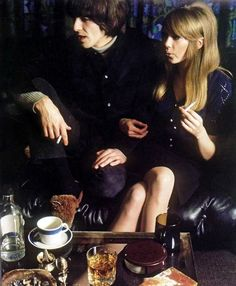 Favorite couple! George Harrison and Pattie Boyd
