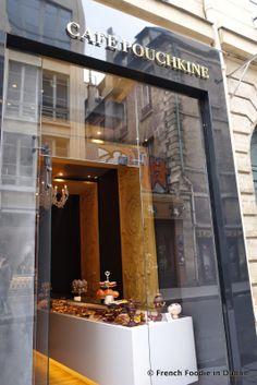 French Foodie in Dublin : Taste of Paris: Café Pouchkine (75003)
