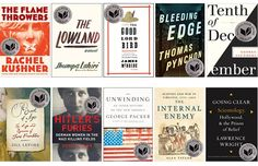 2013 National Book Awards | Washington Independent Review of Books