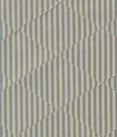 Beach House Robert Allen Ticking Stripe Hydrangea for Sofa Throw Pillows