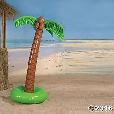 Inflatable 5 Ft. Palm Tree Party Supplies Canada - Open A Party