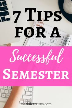 Tips for a successful semester, do's and don'ts of college. What to expect in your first semester at college
