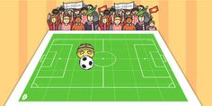 Check out our excellent classroom resources ideal for Key Stage 1 displays. Visual aids interest students through colour and illustrations. Primary Resources, Teaching Resources, Bot Games, Football Pitch, Football Football, Classroom Signs, Coding For Kids, Interactive Learning, Bee