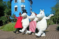 "Tauno Vintola is able to claim something no one else in the world can. For almost 17 years, he has visited Moominworld in Finland every day. Well, unless it's raining. ""I try to go every day but of course, if it's raining heavily, I don't go,"" Vintola, a photographer, admits. ""But I do go almost every day. The park is only 200 metres from my house and I'm retired, so I have time. It's a nice place to visit, and new things happen there almost daily."""
