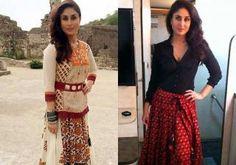 Kareena Kapoor chose Ritu Kumar creations for Singham Returns (view pics)