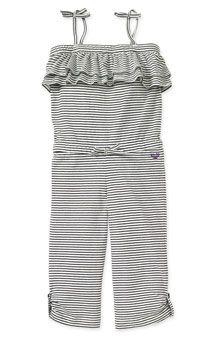 Roxy Stripe Jumpsuit