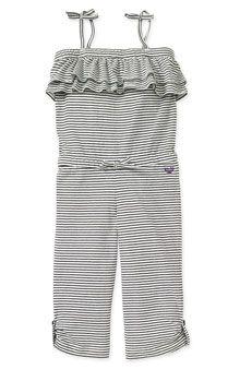 Roxy Stripe Jumpsuit