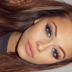 """@rhiastylesx's photo: """"Filmed this makeup look today! Will be on my channel by…"""