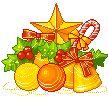 Coisas para o Natal: Gifs de Sinos de Natal
